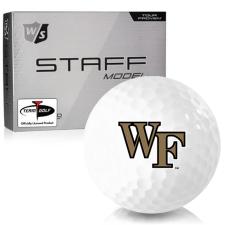 Wilson Staff Staff Model Wake Forest Demon Deacons Golf Balls