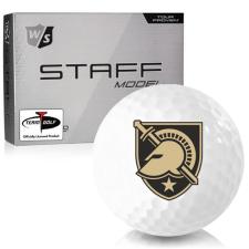 Wilson Staff Staff Model Army West Point Black Knights Golf Balls