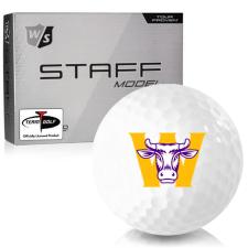 Wilson Staff Staff Model Williams College Ephs Golf Balls