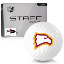 Wilson Staff Staff Model Winthrop Eagles Golf Balls