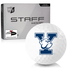 Wilson Staff Staff Model Yale Bulldogs Golf Balls