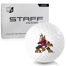 Wilson Staff Staff Model R Arizona Coyotes Golf Balls