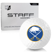 Wilson Staff Staff Model R Buffalo Sabres Golf Balls
