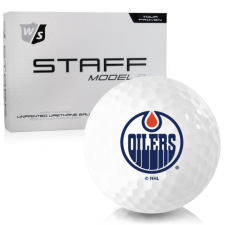 Wilson Staff Staff Model R Edmonton Oilers Golf Balls