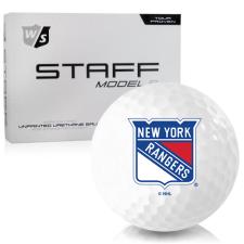 Wilson Staff Staff Model R New York Rangers Golf Balls