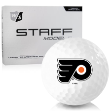 Wilson Staff Staff Model R Philadelphia Flyers Golf Balls