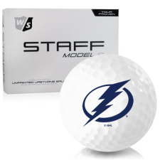 Wilson Staff Staff Model R Tampa Bay Lightning Golf Balls