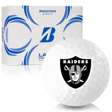Bridgestone Lady Precept Oakland Raiders Golf Ball