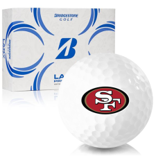 Bridgestone Lady Precept San Francisco 49ers Golf Ball