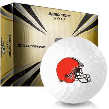 Bridgestone e12 Contact Cleveland Browns Golf Balls