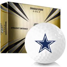 Bridgestone e12 Contact Dallas Cowboys Golf Balls