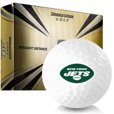 Bridgestone e12 Contact New York Jets Golf Balls