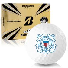 Bridgestone e12 Contact US Coast Guard Golf Balls
