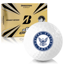 Bridgestone e12 Contact US Navy Golf Balls