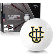Callaway Golf Chrome Soft X Triple Track Cal Irvine Anteaters Golf Balls