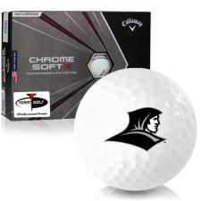 Callaway Golf Chrome Soft X Triple Track Providence Friars Golf Balls