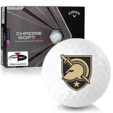 Callaway Golf Chrome Soft X Triple Track Army West Point Black Knights Golf Balls