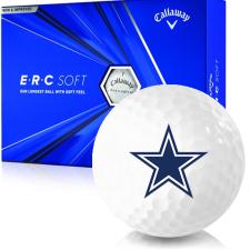 Callaway Golf ERC Soft Triple Track Dallas Cowboys Golf Balls