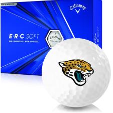 Callaway Golf ERC Soft Triple Track Jacksonville Jaguars Golf Balls
