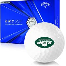 Callaway Golf ERC Soft Triple Track New York Jets Golf Balls