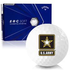 Callaway Golf ERC Soft Triple Track US Army Golf Balls