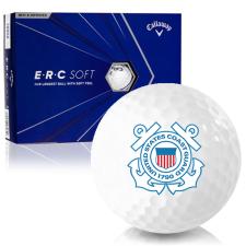 Callaway Golf ERC Soft Triple Track US Coast Guard Golf Balls