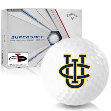 Callaway Golf Supersoft Cal Irvine Anteaters Golf Balls