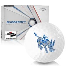 Callaway Golf Supersoft Colorado School of Mines Orediggers Golf Balls