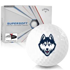 Callaway Golf Supersoft UConn Huskies Golf Balls