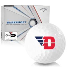 Callaway Golf Supersoft Dayton Flyers Golf Balls