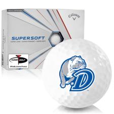 Callaway Golf Supersoft Drake Bulldogs Golf Balls