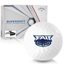 Callaway Golf Supersoft Florida Atlantic Owls Golf Balls