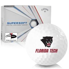 Callaway Golf Supersoft Florida Tech Panthers Golf Balls