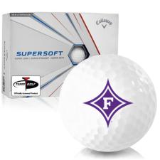 Callaway Golf Supersoft Furman Paladins Golf Balls