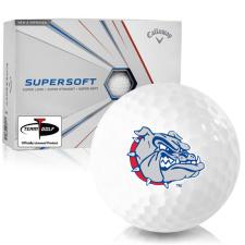 Callaway Golf Supersoft Gonzaga Bulldogs Golf Balls