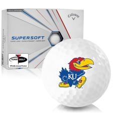 Callaway Golf Supersoft Kansas Jayhawks Golf Balls