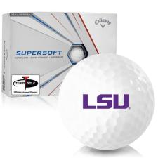 Callaway Golf Supersoft LSU Tigers Golf Balls