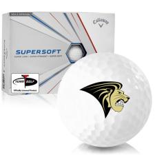 Callaway Golf Supersoft Lindenwood Lions Golf Balls