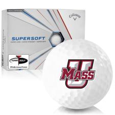 Callaway Golf Supersoft UMass Minutemen Golf Balls