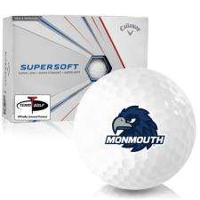 Callaway Golf Supersoft Monmouth Hawks Golf Balls