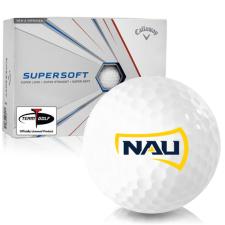 Callaway Golf Supersoft Northern Arizona Lumberjacks Golf Balls