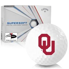 Callaway Golf Supersoft Oklahoma Sooners Golf Balls