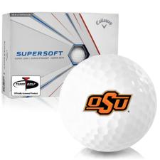 Callaway Golf Supersoft Oklahoma State Cowboys Golf Balls