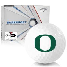 Callaway Golf Supersoft Oregon Ducks Golf Balls