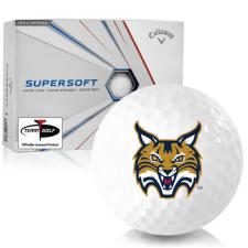 Callaway Golf Supersoft Quinnipiac Bobcats Golf Balls