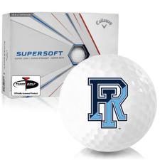 Callaway Golf Supersoft Rhode Island Rams Golf Balls