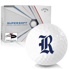 Callaway Golf Supersoft Rice Owls Golf Balls