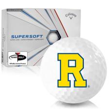 Callaway Golf Supersoft Rochester Yellowjackets Golf Balls