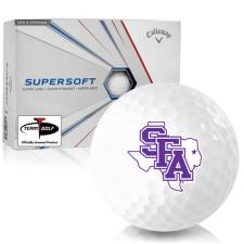 Callaway Golf Supersoft Stephen F. Austin Lumberjacks Golf Balls