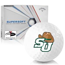 Callaway Golf Supersoft Stetson Hatters Golf Balls